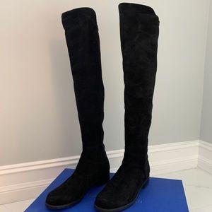 Stuart-Weitzman over the knee suede  kits size 6